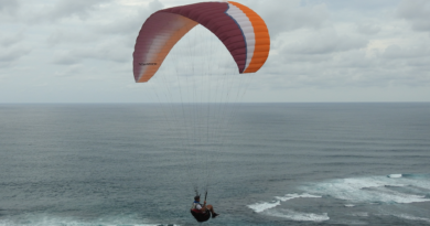 Feature Paragliding