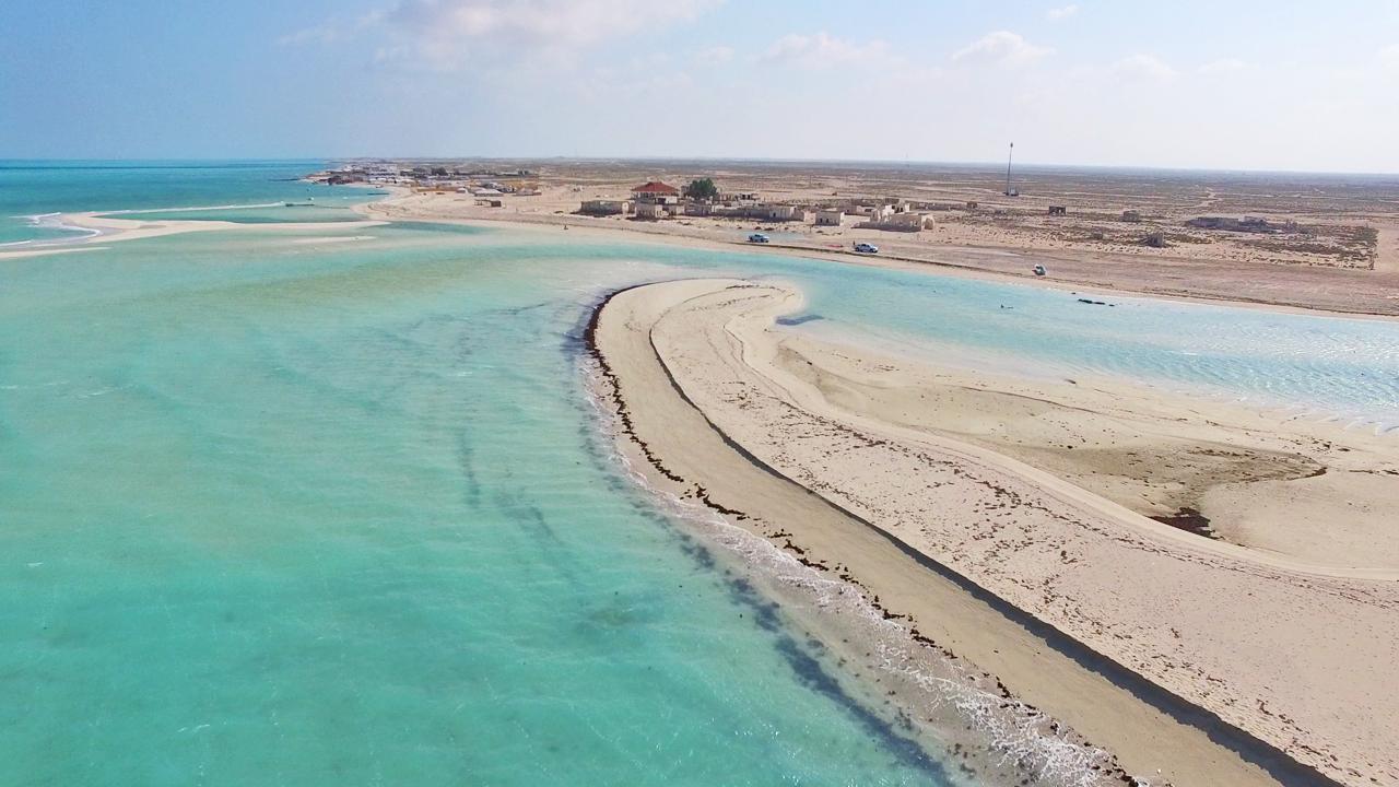 Qatar Kitesurf Spots