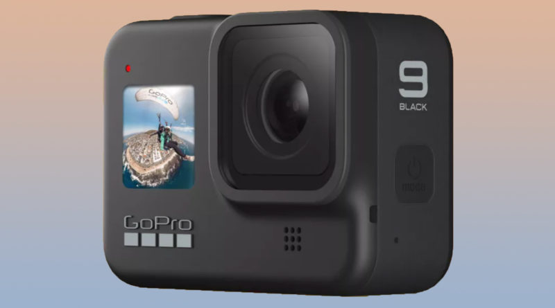Feature GoPro 9 Black